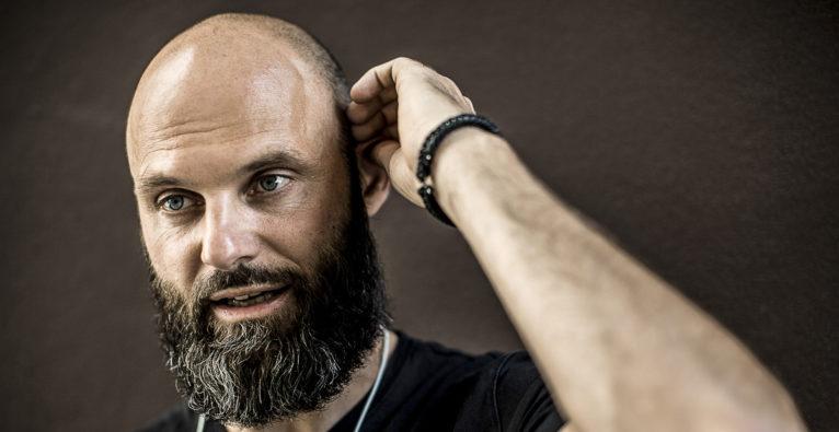 Senseforce-Gründer Michael Breidenbrücker