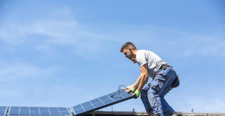 Solarstrom zuhause - ein Onlinerechner hilft