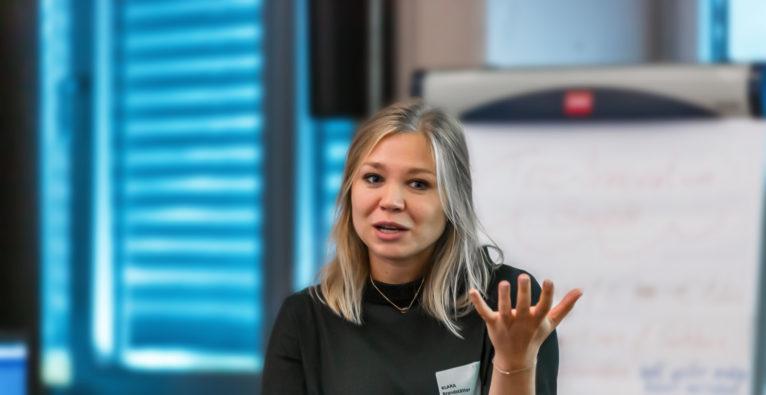 Klara Brandstätter über Startups aus Tirol in der Coronakrise (c) I.E.C.T.
