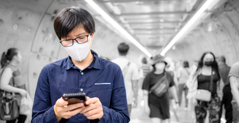 Novid20 - Österreich-Version von Anti-Corona-App aus Südkorea