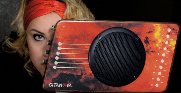 Gitanova: Die Ersatz-Gitarre bei 2 Minuten 2 Millionen