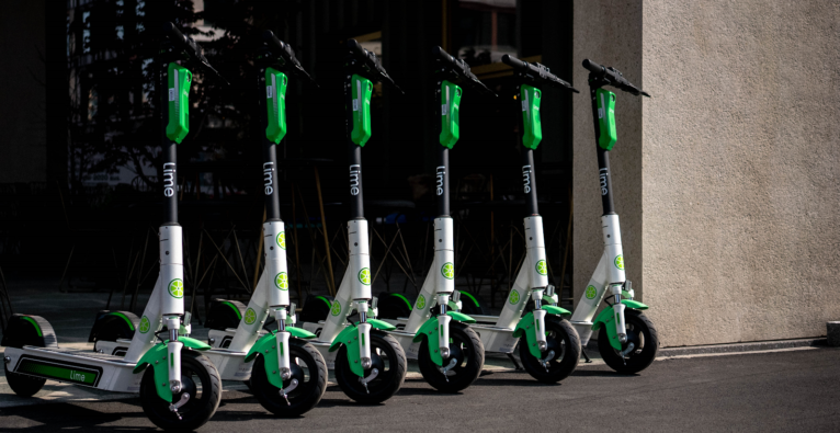 Lime: Die neue E-Scooter-Generation Lime-S Gen-3