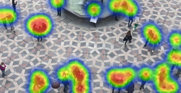 Swarm Analytics: Die AI-Video-Analyse-Technologie des Tiroler Startups könnte bei der Corona-Überwachung helfen