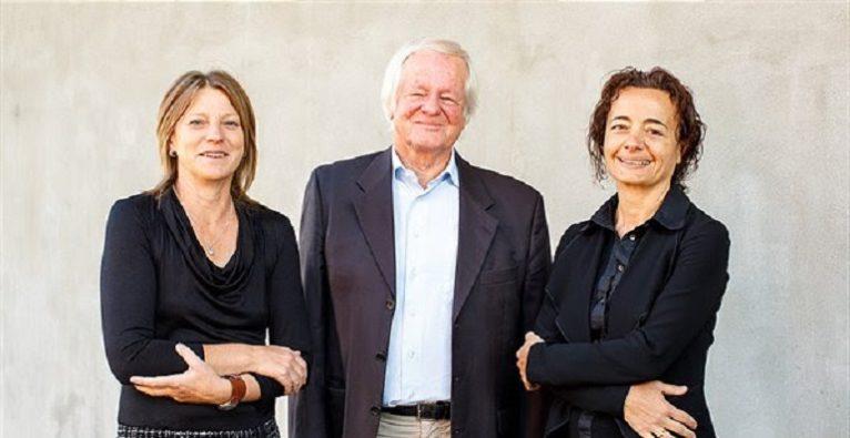 Das Gründerteam von UriSalt