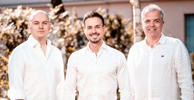 Die Gründer von XUND.