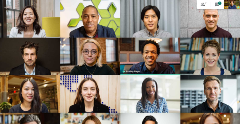 Google Meet: Zoom Konkurrent in der Anwendung