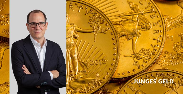 Gold: Serie Junges Geld mit Niko Jilch