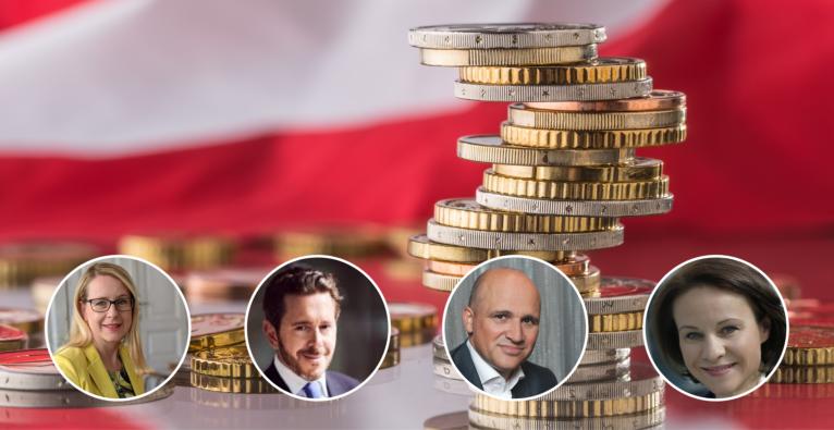 #zusammenstärker - Österreichs Wirtschaft auf dem Weg aus der Coronakrise