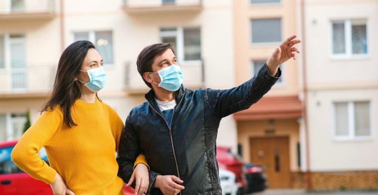 Coronavirus-Kurve in Österreich - keine negative Auswirkung von Auflockerungen und Osterwochenende