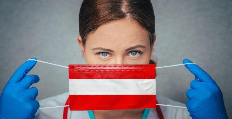 Coronavirus-Kurve in Österreich - zu früh für die Auflockerung? Coronakrise - kommt ein zweiter Lockdown?