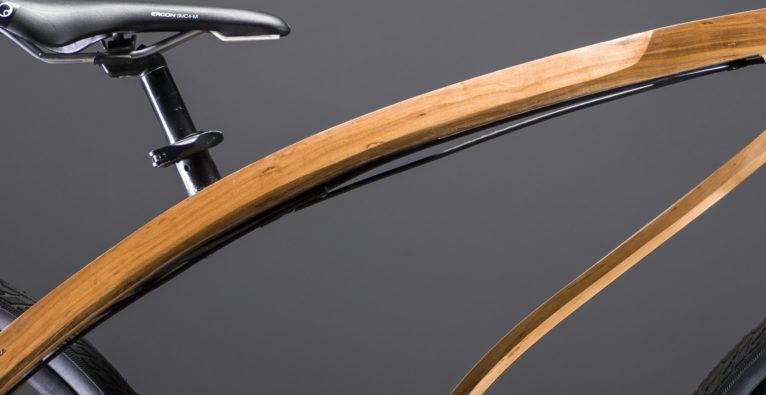 Holzfahrrad-Anbieter: 2 Minuten 2 Millionen-Kandidat Lifestyle Bike hat einige Konkurrenten, darunter My Esel aus Traun bei Linz