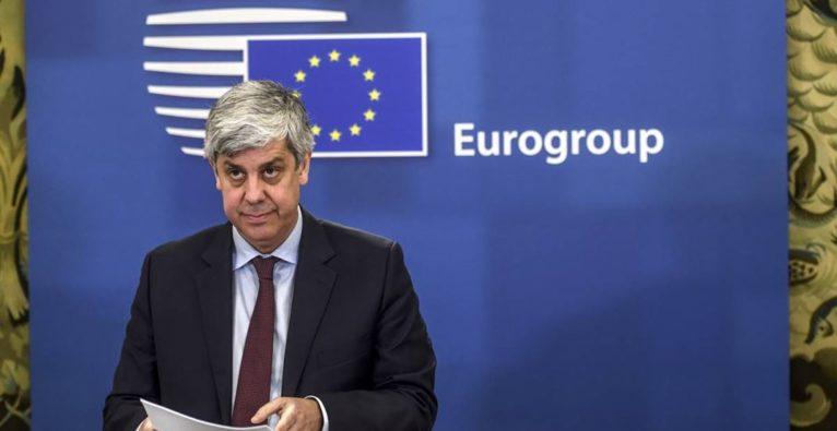 Mário Centeno, Präsident der Euro-Gruppe - Coronakrise-Rettungspaket für die Euro-Zone