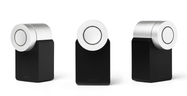 Nuki: Das Smart Lock 2.0 wurde mit EOOS gestaltet und gewann nun den Red Dot Design Award 2020 in der Kategorie Product Design