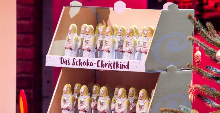 Schoko-Christkind bei 2 Minuten 2 Millionen - Heindl und Hofer