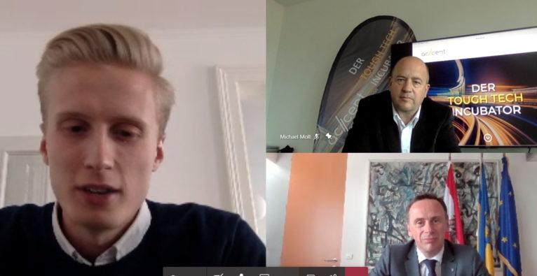 Tecnet- und Accent-Startup Warrify: Kontaktloser Beleg in der Coronakrise