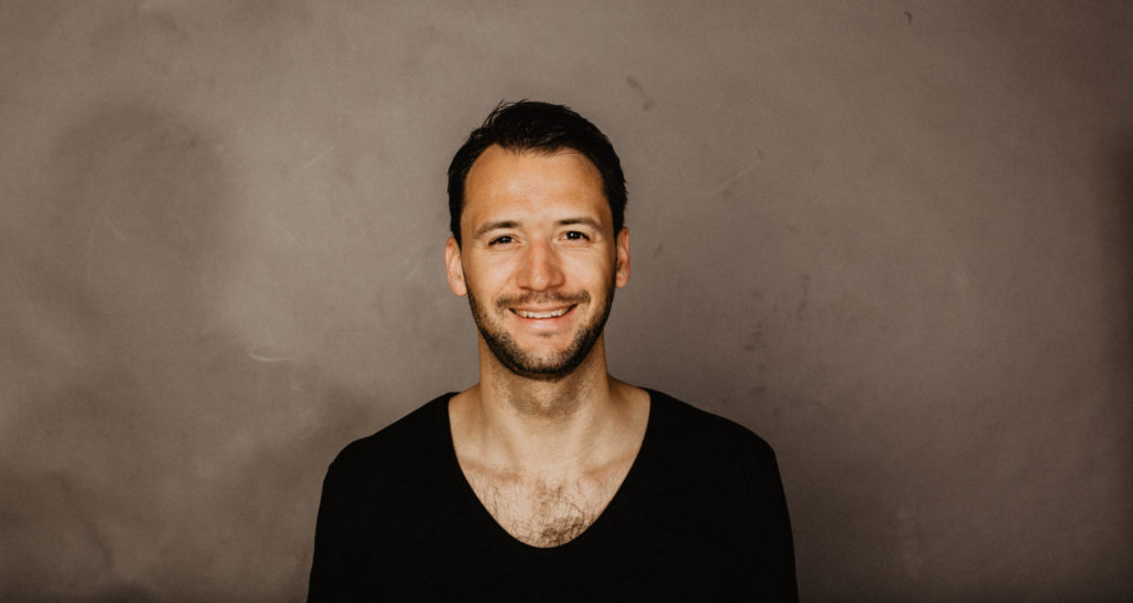 Rebel Meat CEO Philipp Stangl