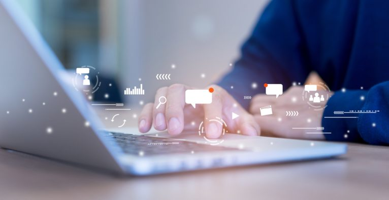 Mit dem richtigen Content bringen auch Startups potenzielle Kunden auf ihre Website.