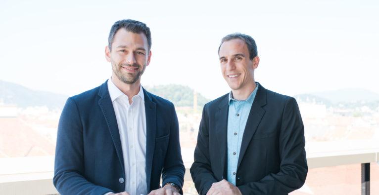 Philipp Kainz (links) und Michael Mayrhofer-Reinhartshuber haben KML Vision 2018 gegründet