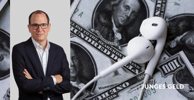 Nikolaus Jilch emprfiehlt Podcasts rund um Geld, Börse und Finanzen.