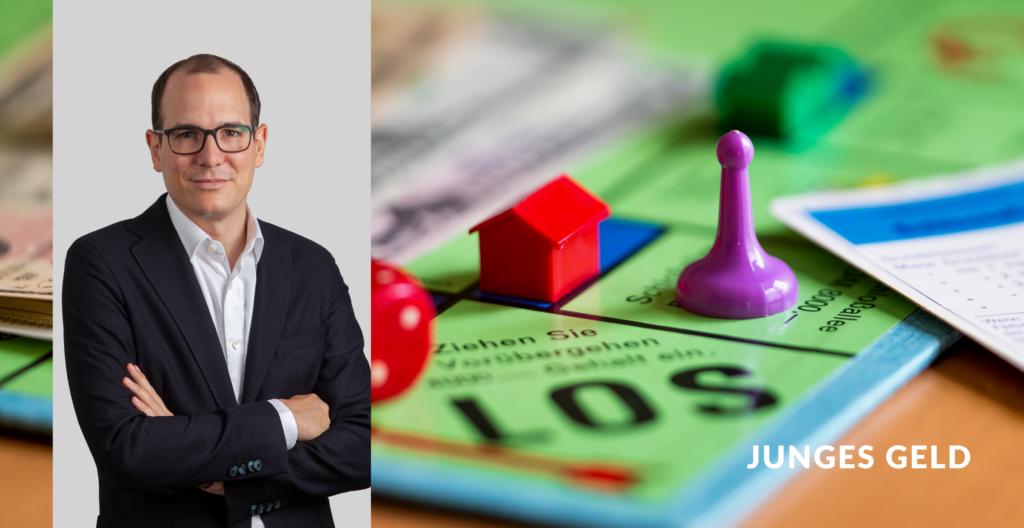 Nikolaus Jilch: Lehren aus Monopoly.