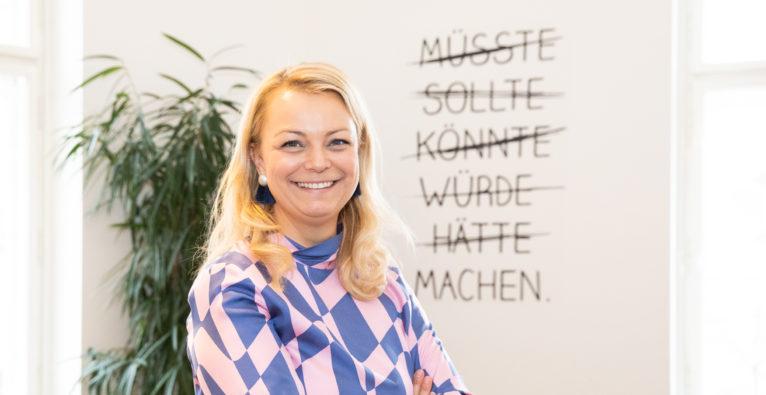 Christiane Holzinger über Härtefallfonds, Covid-Startup-Hilfsfonds und Fixkostenzuschuss