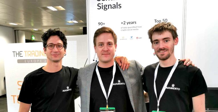 Augmento: Exit von Berliner Bitcoin-Vorhersage-Startup an Postera Capital