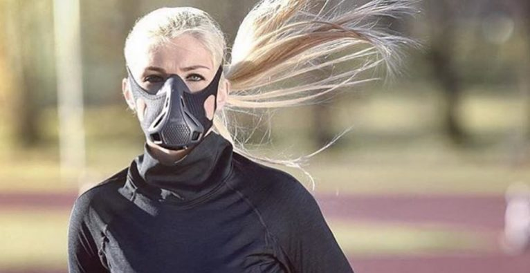 Phantom Athletics: Trainings-Maske nun auch mit Coronavirus-Filter
