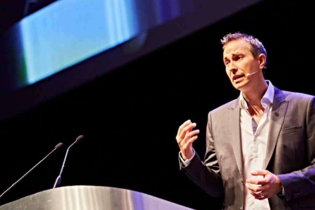 Richard Ells, Founder und CEO von Electroneum.