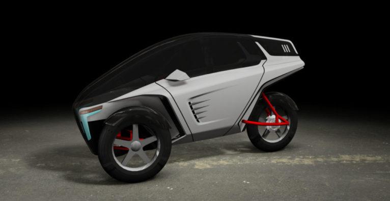 """Das Shark-Bike wird am 19.5.2020 bei """"2 Minuten 2 Millionen"""" vorgestellt."""