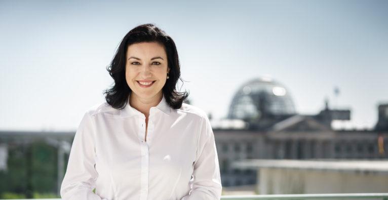 Staatsministerin für Digitalisierung Dorothee Bär