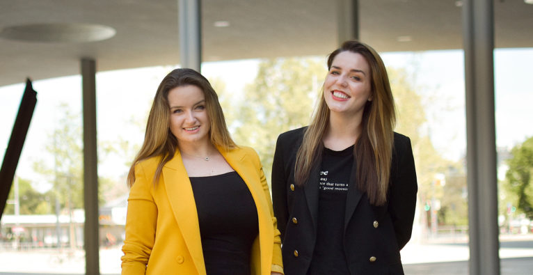 tech2impact: Die Initiatorinnen Sasha Lipman und Jelena Popovic