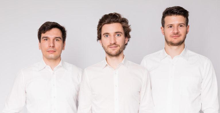 Das Gründerteam von SolMate.