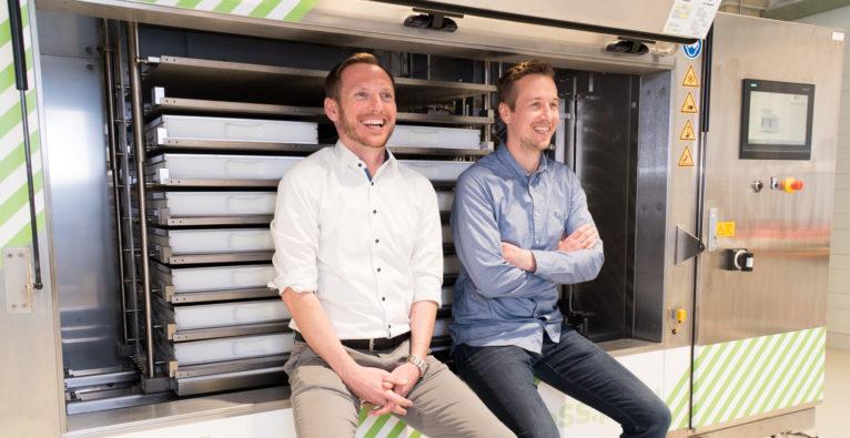 Single Use Support: Die Gründer Johannes Kirchmair und Thomas Wurm