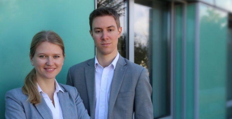 Prewave: Gründer-Duo Lisa Smith und Harald Nitschinger
