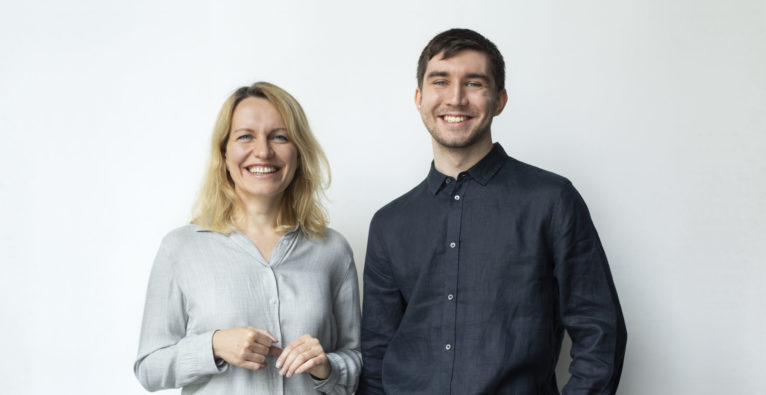 Robo Wunderkind: Die Co-Founder Anna Iarotska and Yuri Levin