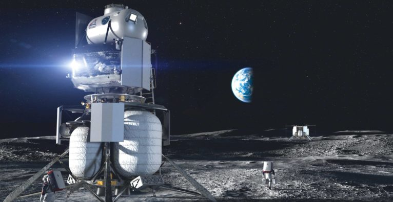 Blue Origin, Jeff Bezos, SpaceX, Space