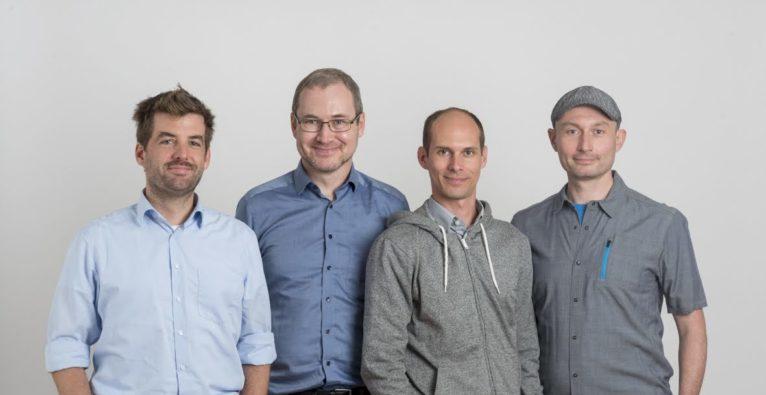 Das Team von contextflow