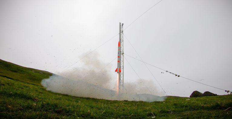 Skyrora: Erfolgreicher Raketenstart auf den Shetlandinseln