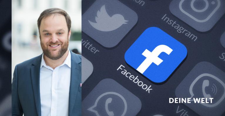 Facebook muss die Balance zwischen der Meinungsfreiheit und den unterschiedlichen Wertvorstellungen seiner User finden.