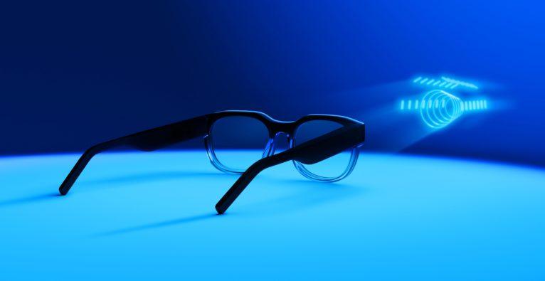 Die AR-Brille von North - Parallelen zu Google Glass.