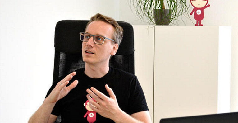 Business Beat: Co-Founder und CEO Andreas Hermann