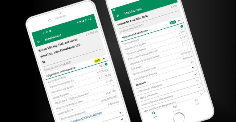 Die neue EKO2go-App digitalisiert den Beipackzettel - auch das E-Rezept soll dauerhaft kommen