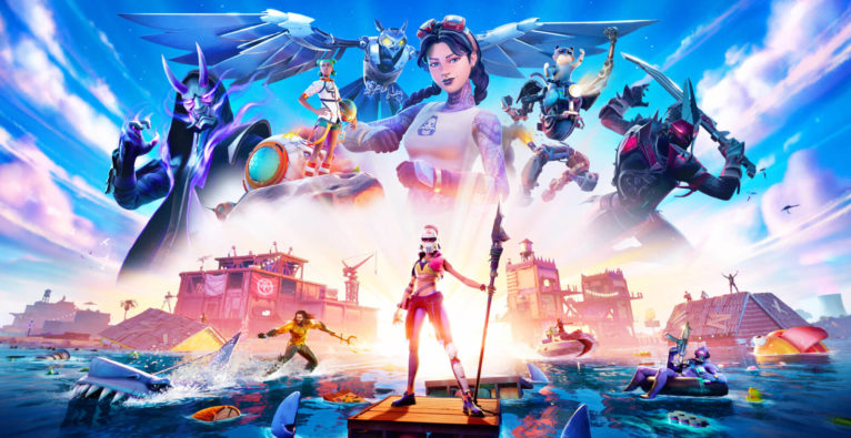 Fortnite von Epic Games