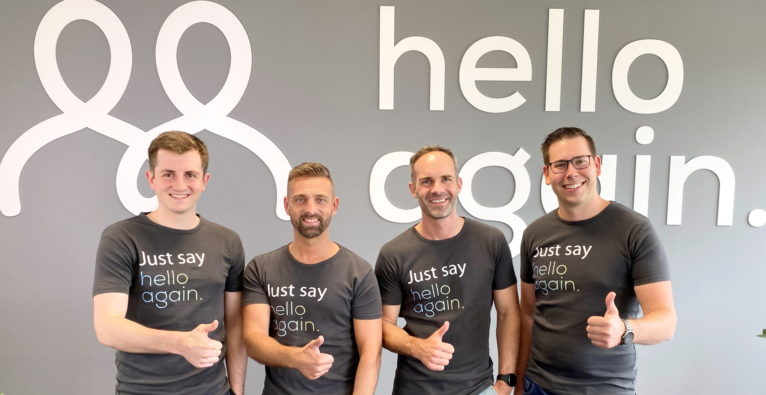 Hello Again: Das Gründer-Team