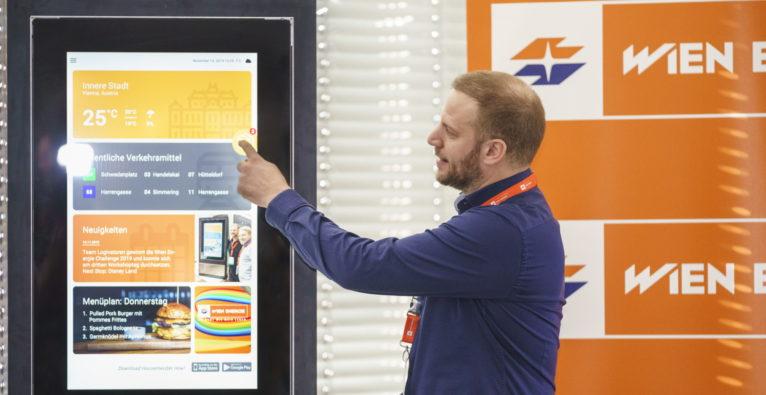Wien Energie: So sieht der Prototyp der smarten Paketbox im Innovation Challenge-Projekt WE Box aus