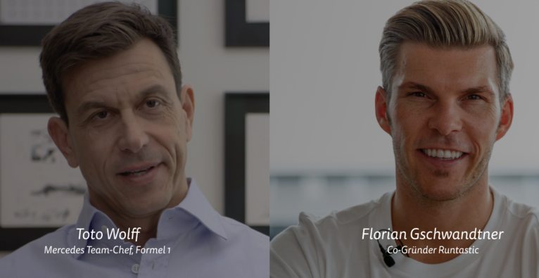 Instahelp, Toto Wolff, Florian Gschwandtner, Mercedes, Mind Up, Health, Help, Hilfe