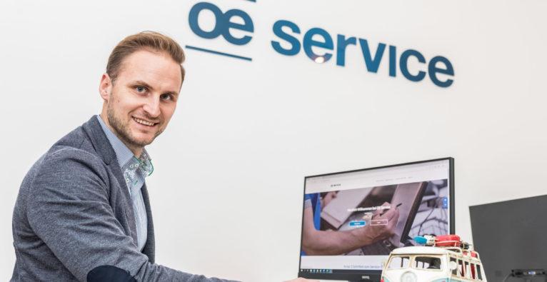 OE Service Janos Juvan, mercedes, Gericht, Handelsgericht, Vergleich, Servicebuch, digitales Servicebuch, Startup