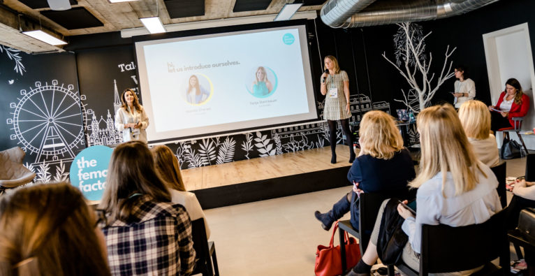limitless mentoring conference von the female factor
