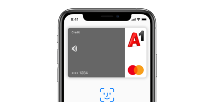A1 Mastercard can now use Apple Pay