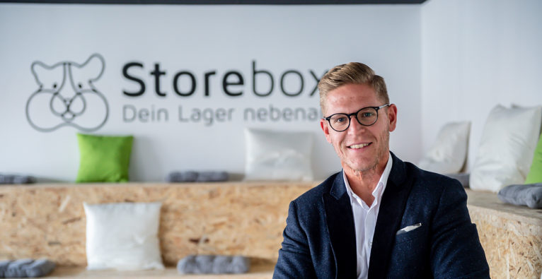 Johannes Braith, CEO & Co-Founder von Storebox.